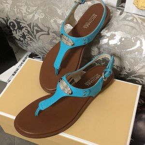 Brand New in Box Michael Kors Sandals 7.5